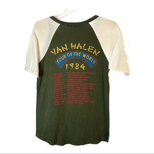 Forever 21 | Tour the World Van Halen Tour 1984